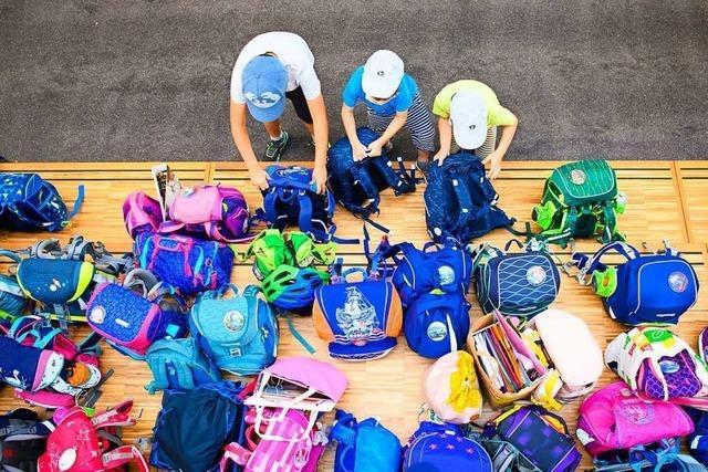 Die Termine für den Schulbeginn 2020/2021 im Oberen Wiesental