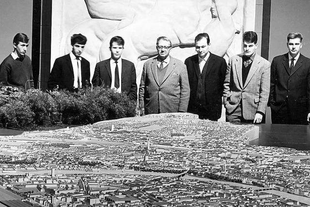 Das Schweizerische Architekturmuseum fragt: Wie sieht Basel in 30 Jahren aus?