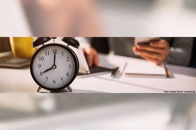 Karriere mit flexiblen Arbeitszeiten