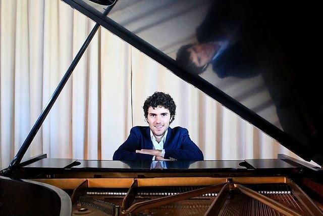 Bürgerscheune Gottenheim veranstaltet Klavierkonzert nach Corona-Pause