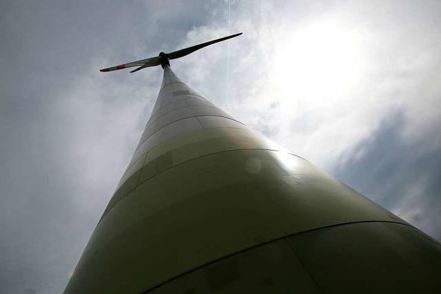 Das neue Windrad auf dem Langenhard kann kommen