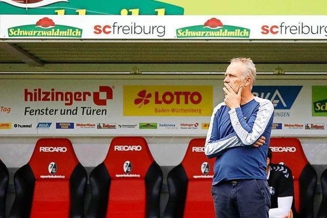 Christian Streich warnt vor Neid in der Zuschauer-Debatte
