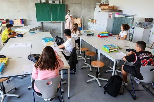 Zusatzunterricht für Schüler in den Ferien