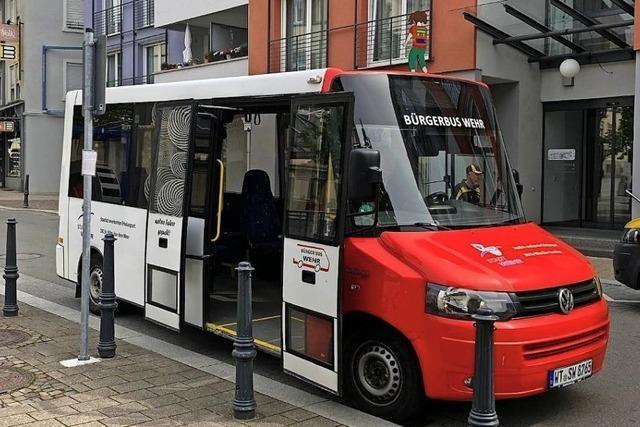 Der Bürgerbus soll wieder fahren