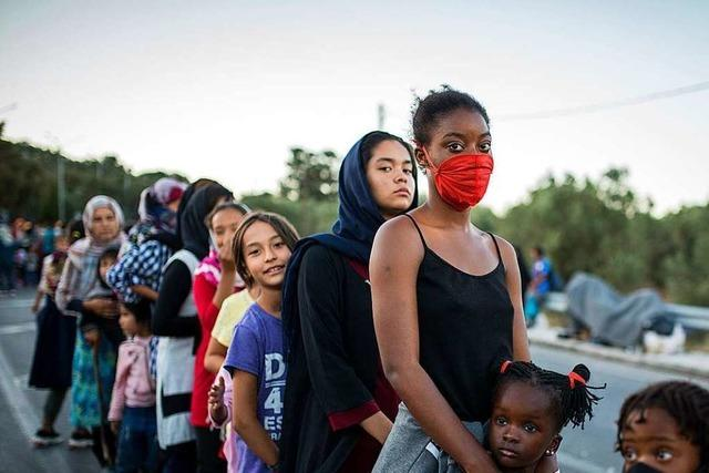 Der Brand in Moria und seine Folgen – Wegschauen geht nicht mehr