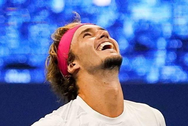 Zverev erreicht erstes Grand-Slam-Finale: