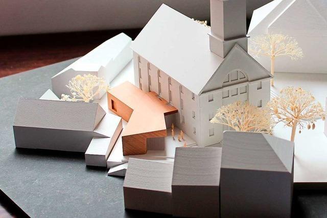 Scheitert der Bau des evangelischen Gemeindehauses in Kandern an fehlenden Parkplätzen?