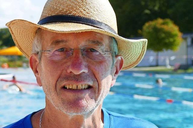 Emmendinger Bademeister geht nach 44 Jahren in den Ruhestand