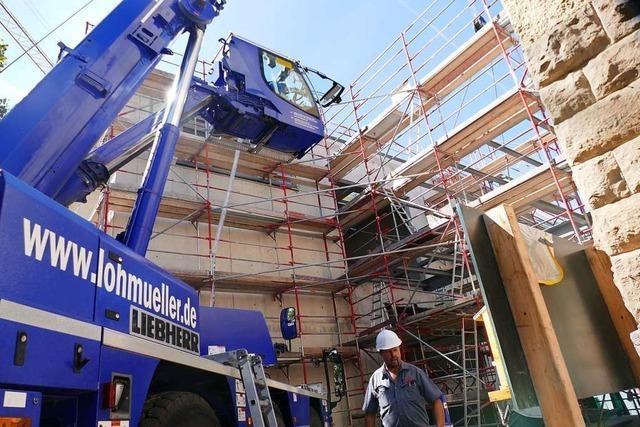 Schopfheims Schulcampus wird wieder nochmal 202.000 Euro teurer