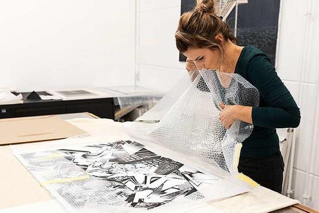 Die Colab Gallery in Weil am Rhein kehrt aus der Coronapause zurück