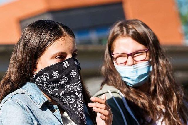 Schulen rund um Freiburg rüsten sich für Schulstart während der Pandemie