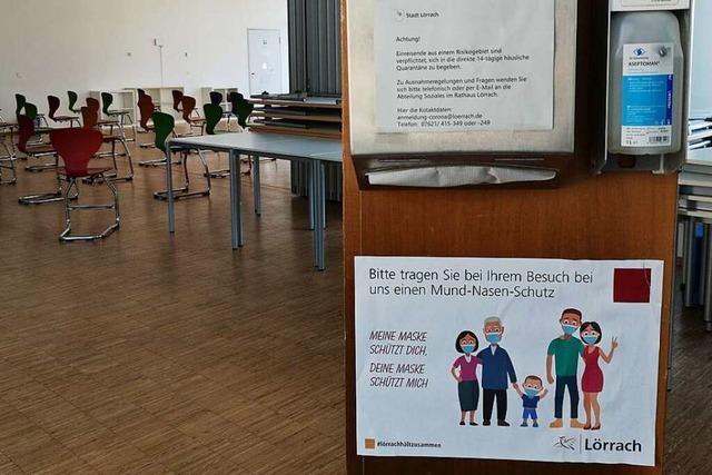 Das neue Schuljahr wird in Lörrach ein AHA-Erlebnis für alle Schüler