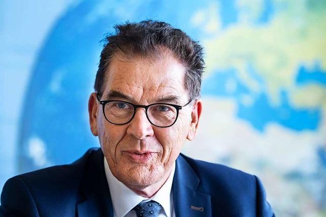 Gerd Müller zieht sich überraschend aus Bundespolitik zurück