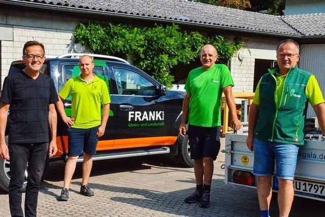 Langjähriger Geschäftsführer der Auer Frank GmbH geht in Ruhestand