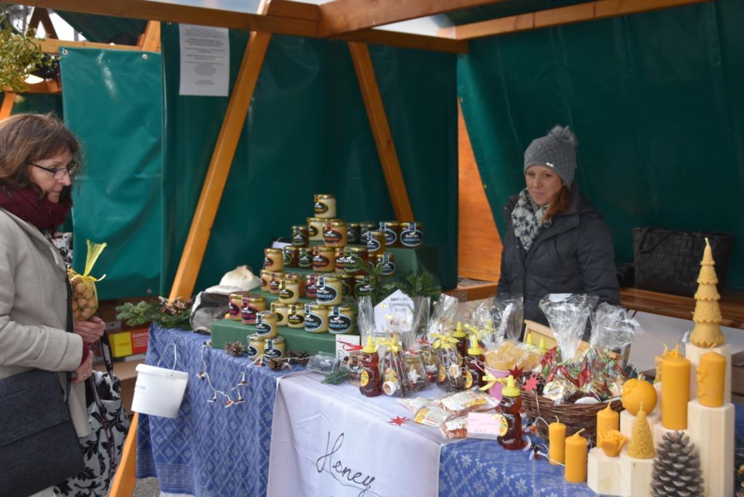 Im vergangenen Jahr fand der Gundelfinger Weihnachtsmarkt zum 30. Mal statt.  | Foto: Andrea Steinhart