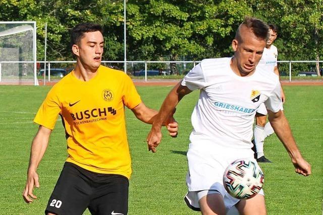 SV 08 Laufenburg nach 5:0-Heimsieg wieder vorne mit dabei