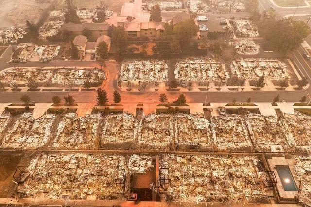 33 Tote, dutzende Vermisste und schädlicher Smog nach Waldbränden an der US-Westküste