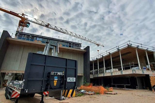 Pandemie verzögert Bau des deutsch-französischen Kulturzentrums bei Breisach