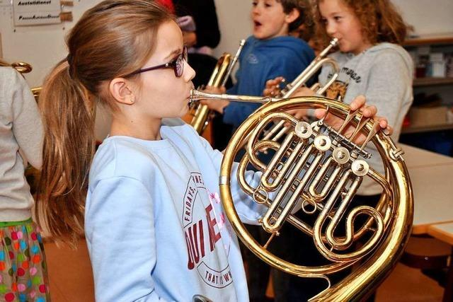Wie geht's mit den Bläserklassen der Jugendmusikschule Südlicher Breisgau weiter?