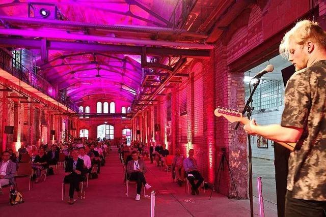 Der Offenburger Schlachthof wird Kultur-, Kreativwirtschafts- und Gründerzentrum