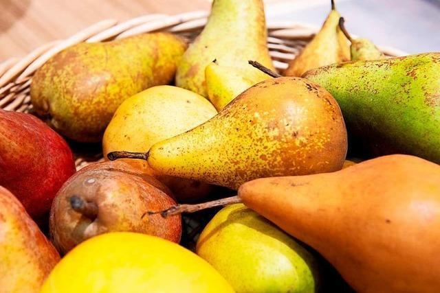 Was man über Birnen wissen muss