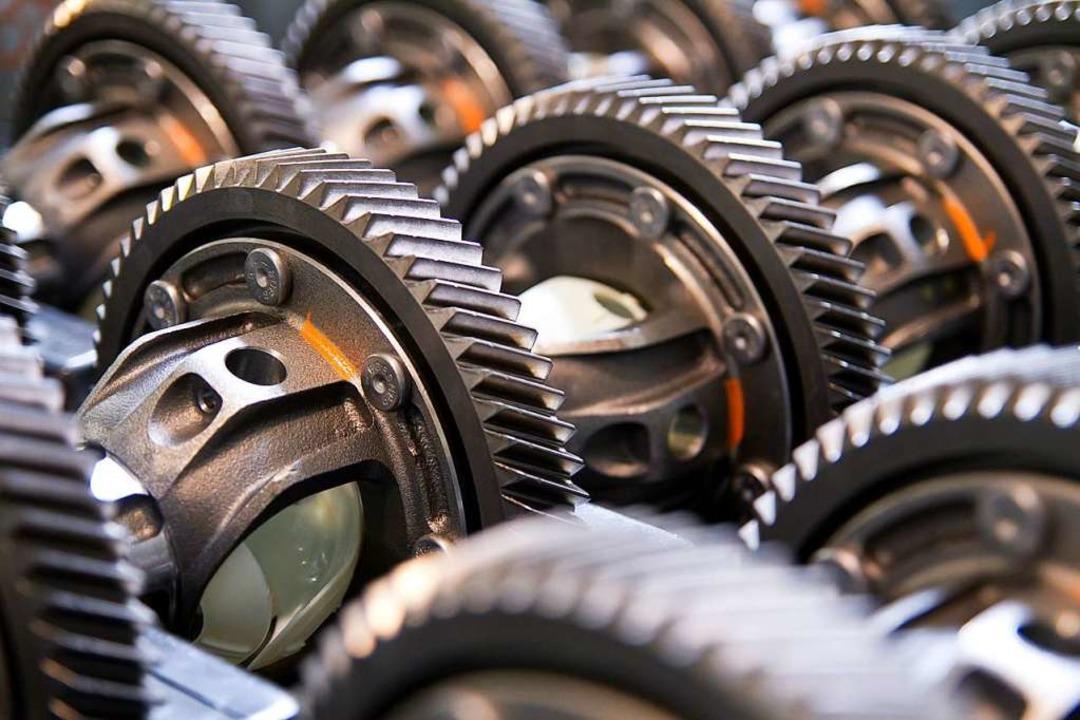 Getriebe in der Produktion (Symbolbild).  | Foto: Herrndorff  (stock.adobe.com)
