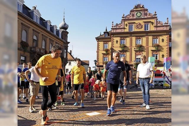 Laufen für die Alltagshelden