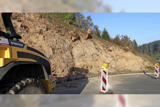 Felsputz für sicheres Fahren
