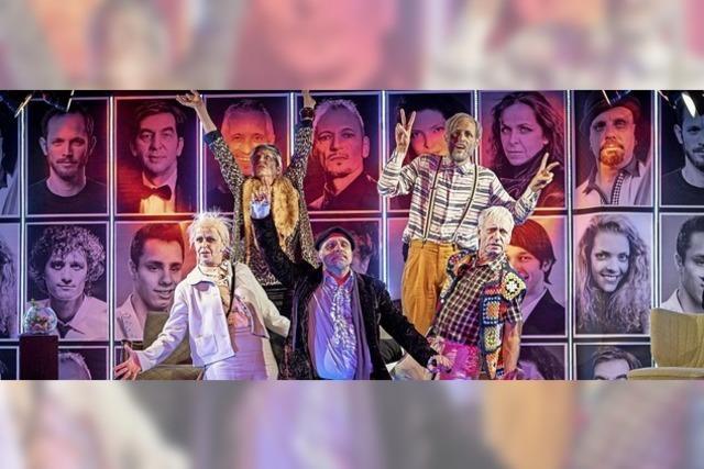 Das Musiktheater im E-Werk startet die Spielzeit mit der Rentnerkomödie