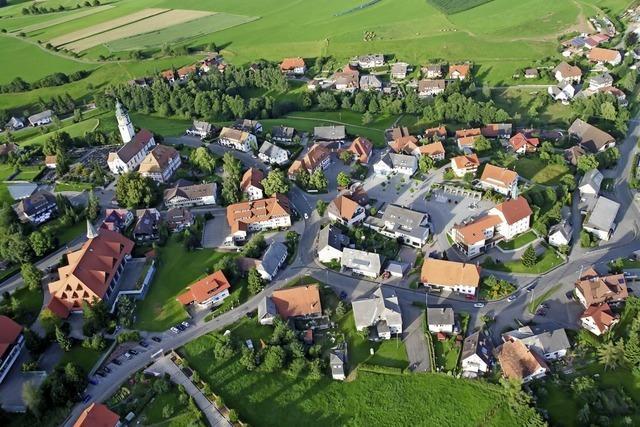 Grafenhausen ist ELR-Schwerpunktgemeinde