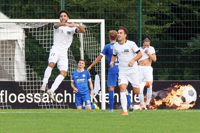 FC 08 Villingen ergattert 1:1 gegen die Stuttgarter Kickers