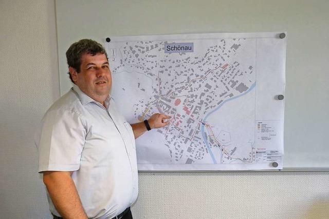 Bürgermeister Schelshorn: