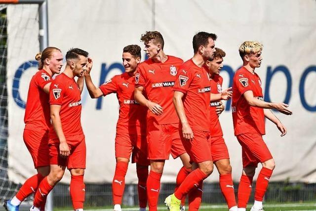 3:3 nach 0:3: Aufholjagd des Freiburger FC im Brötzinger Tal