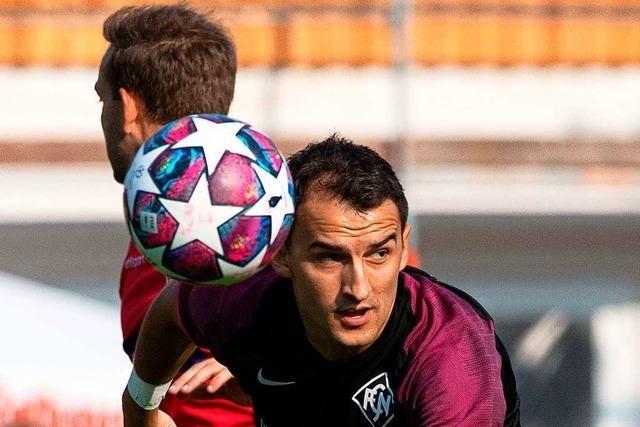Spätes Aufatmen beim FC Neustadt dank Nikola Kosic