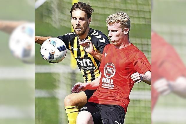 Markgräfler Fußballderby