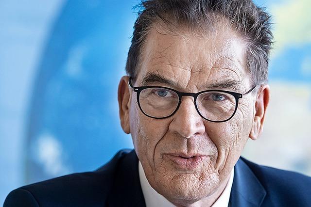 CSU-Minister Müller kündigt Rückzug aus Politik an