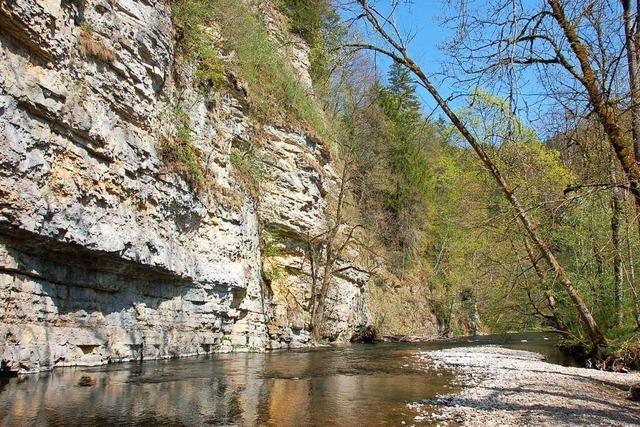 Wutach birgt einen Naturschatz für Wanderer und Erholungssuchende