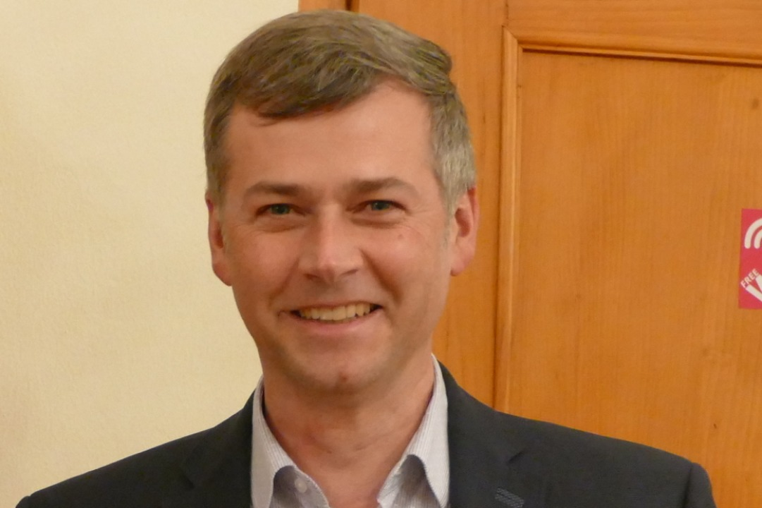 Bürgermeister Christian Mauch  | Foto: Juliane Kühnemund