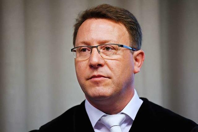 Tomas Orschitt ist der neue Leiter der Staatsanwaltschaft in Lörrach