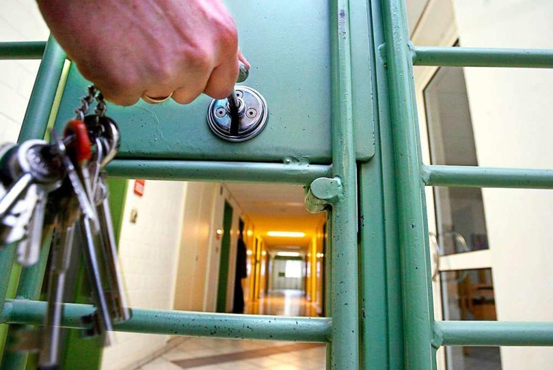 Die Bundespolizei nahm am Wochenende z...ehle ausgeschrieben waren. Symbolbild.  | Foto: dpa