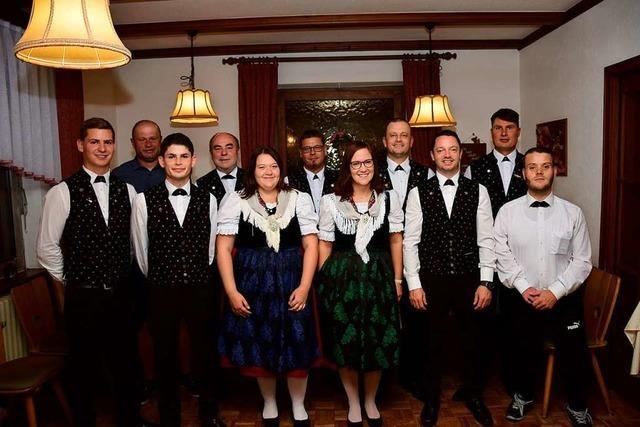 Der Musikverein Ottoschwanden wird von fünf Geschäftsführern geleitet