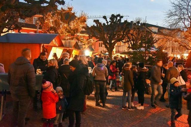 Rheinfelden sagt Weihnachtsmarkt und Silvesterfeuerwerk ab