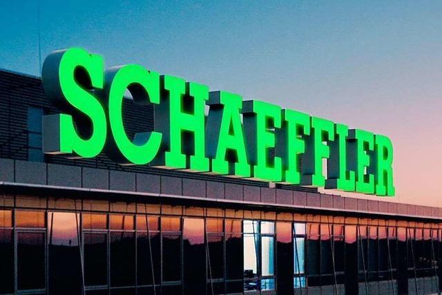 Der Automobilzulieferer Schaeffler will in Lahr 30 Stellen abbauen