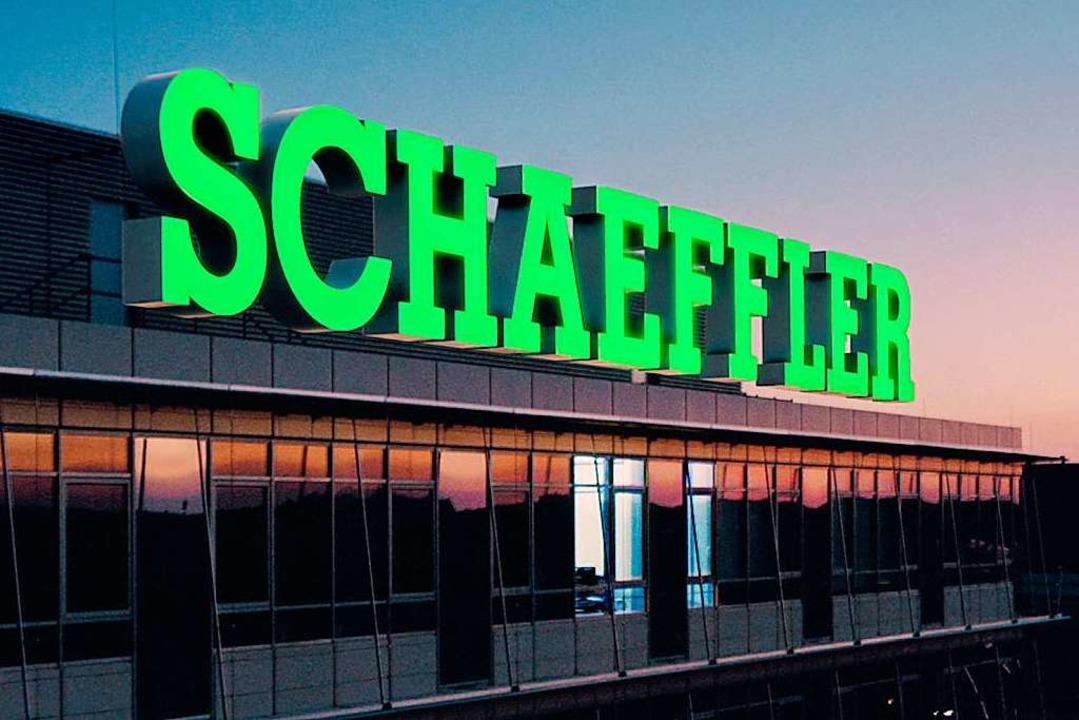 Der Schaeffler-Konzert baut in Krisenzeiten Stellen ab.  | Foto: Schaeffler