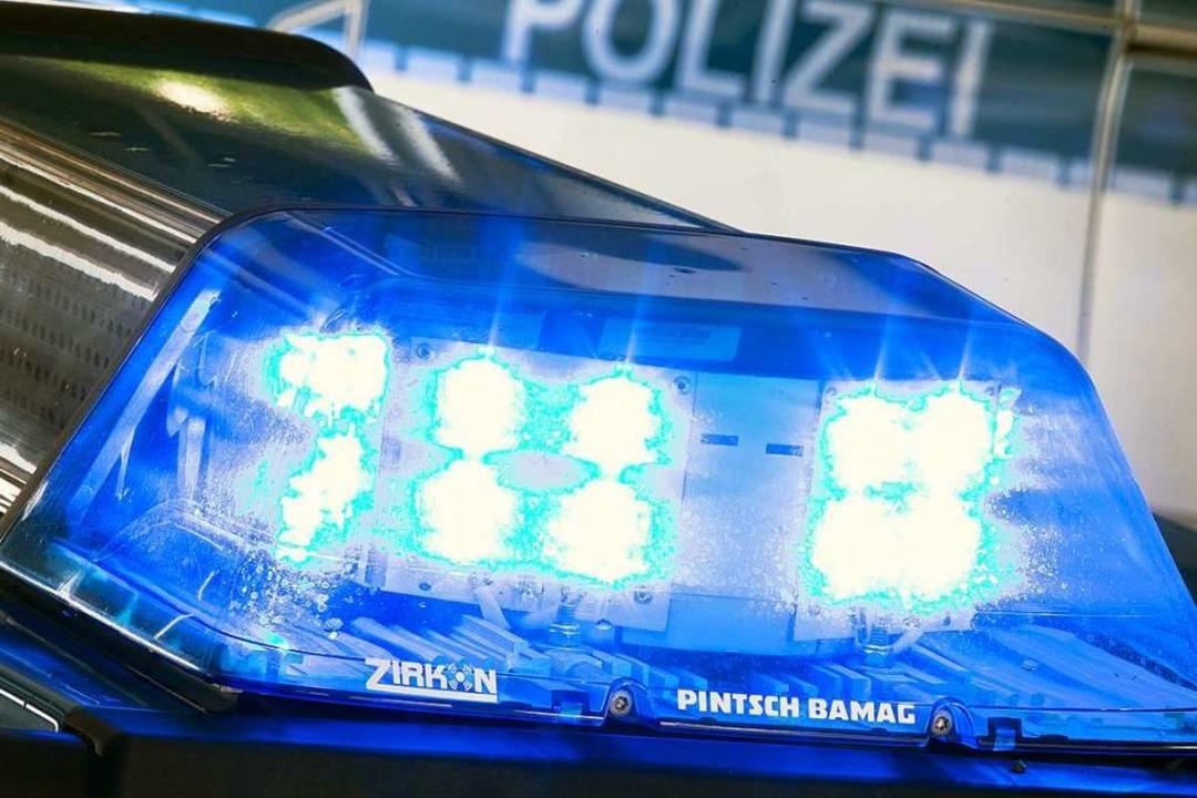 Ein schwerer Unfall ereignete sich auf... zwischen Vörstetten und Gundelfingen.    Foto: Friso Gentsch (dpa)