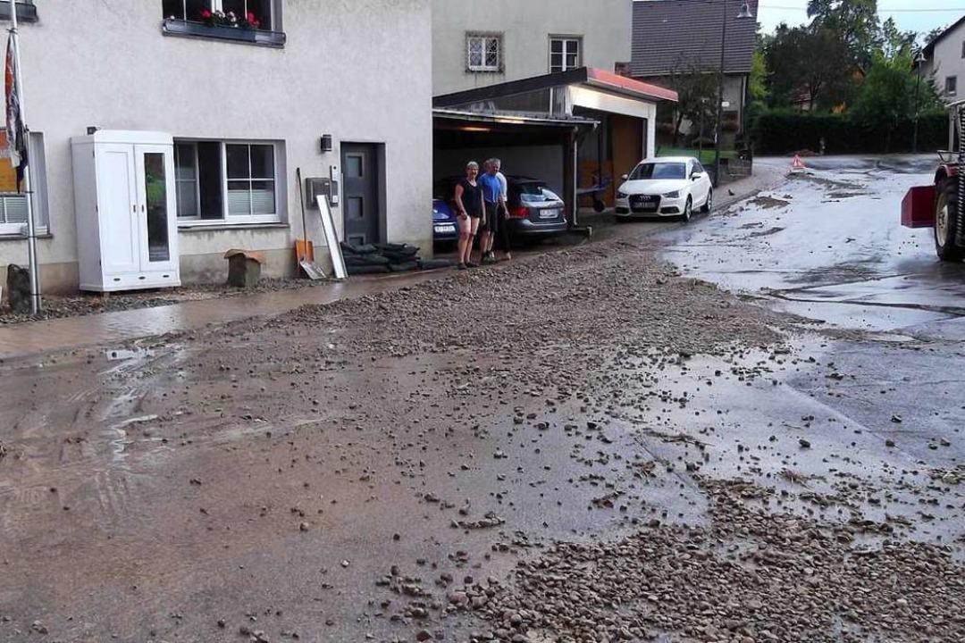 Starkregen-Ereignisse häufen sich. Mit...ch nicht von heute auf morgen finden.   | Foto: Gertrud Rittner