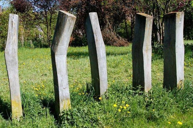 Transparenz scheint in Sachen Skulpturenweg unerwünscht
