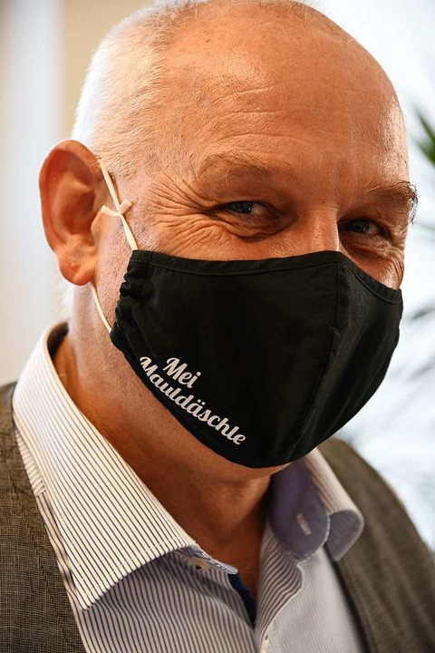 HTG-Rektor Frank Braun  | Foto: Robert Bergmann