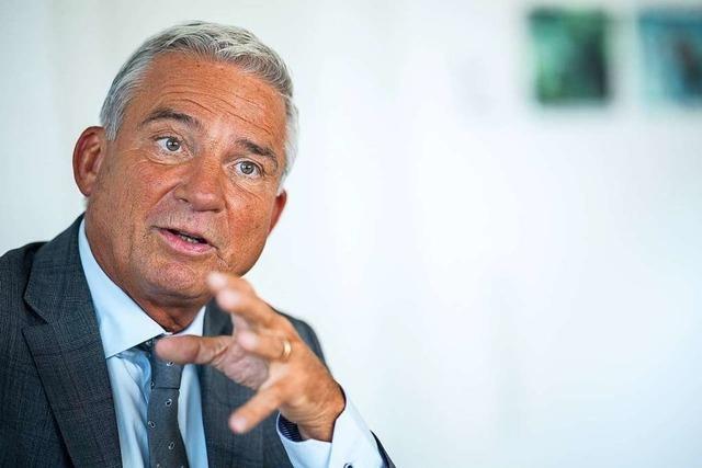 Innenminister Thomas Strobl: