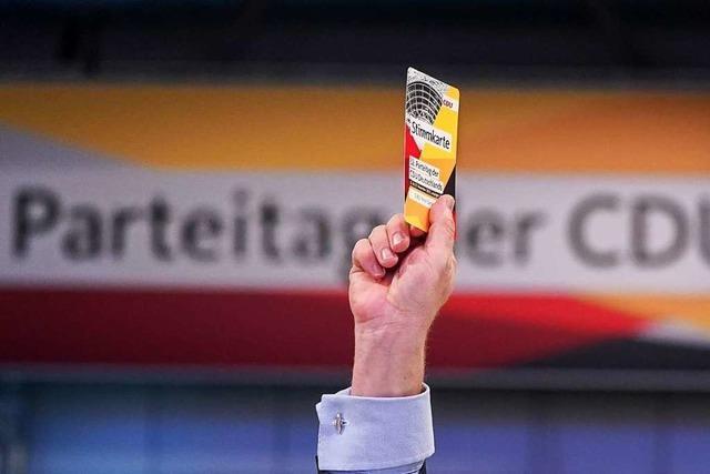 Wie die Bundestagsparteien mit der Pandemie umgehen